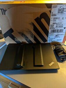 lenovo thinkpad t570 256gb SSD intel i7 (6600U @ 2.6GHz Quad) Geforce 930mx