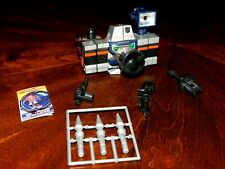 G1 TRANSFORMERS MAIL-AWAY REFLECTOR CAMERA COMPLETE VTG 1986 HASBRO MINT!!!!