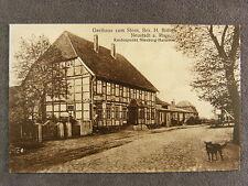 Neustadt Rübenberge - Gasthaus zum Stern Knotenpunkt Nienburg - Hannover / AK 69