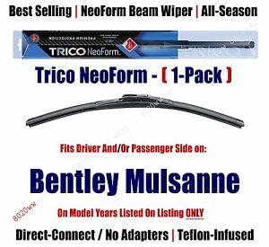Super Premium NeoForm Wiper Blade (Qty 1) fits 1989-1992 Bentley Mulsanne 16180