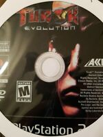 Turok Evolution - PlayStation 2 - PS2 - Disc - Resurfaced - Fast Free Shipping!