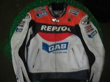 Repsol Honda Gas jeans Joe Rocket leather jacket 44 CBR1000RR CBR600RR Hayden 69