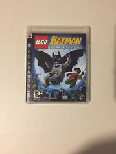 PLAYSTATION 3 PS3 GAME LEGO BATMAN THE VIDEO GAME