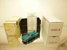 MATCH BOX DINKY TOYS DYG03-M STUDEBAKER GOLDEN HAWK 1958 - BLUE 1:43 VERYGOOD IB