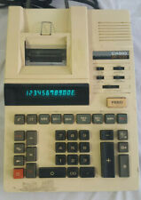 VINTAGE Casio DR-1220 Printing Calculator - COLOR CHANGING