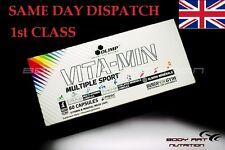 ### Olimp VITA-MIN MULTIPLE SPORT 60 CAPS Vitamin & Minerals ###