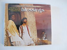BLESSINGS CD EAST-WEST FUSION FELIX MARIA WOSCHEK 3 GEORGE HARRISON SONGS SEALED
