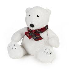 Peluches et doudous ours polaire pour bébé
