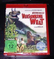 Versunkene Mundo + The Lost World Edición Especial blu ray + DVD Nuevo &