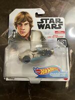Hot Wheels Star Wars Bespin Luke Skywalker Character Cars Rare Empire New.