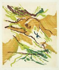 DE ROMANS Marialuisa (Milano 1922), Senza titolo. Es. BAT (bon à tirer)