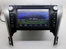 "8"" Car Radio DVD Player GPS Navigation For Toyota Camry European Asian Version"