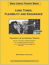 Jimenez: Long Tones, Flexibility & Endurance (V1) Dist by Charles Colin Publ