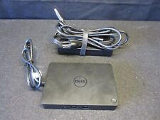 Dell - WD15 K17A K17A001 USB-C Docking Station w/ Dell Power Adapter