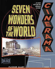 Cinerama: Seven Wonders Of The World (Blu-ray) Brand New - Free Shipping