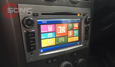 OEM-Style Silver/Grey DVD/Nav/GPS/iPod/USB/Bluetooth Vauxhall/Opel Corsa/Vectra
