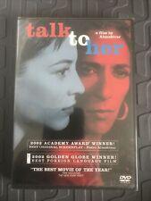 Talk to Her / Hable con Ella Pedro Almodovar DVD, NEW