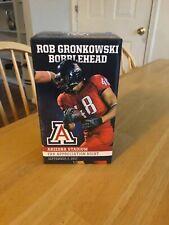 Rob Gronkowski University of Arizona SGA Bobblehead 9/2/2017 Patriots Bucs