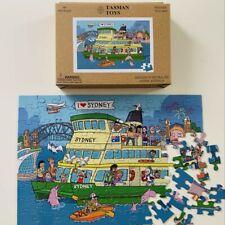 Sydney Ferry Jigsaw Puzzle