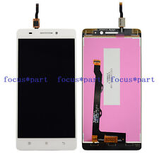 New White Lenovo A7000 LCD Display Touch Panel Screen Glass Assembly Replacement