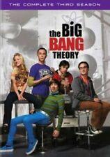 Big Bang Theory The Complete Third Season 3 Discs 2011 DVD