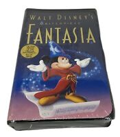 DISNEY Fantasia (VHS, 1991) Blackdiamond Edition - NEW & SEALED