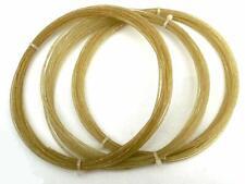 Natural Tennis Racquet 100% Natural Racket 1.30 mm Gut String 16 Gauge 40 ft