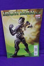Iron Man 2.0 #10 Nick Spencer 2012 Comic Marvel Comics F/VF