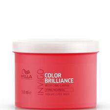 Invigo Brilliance Treatment Mask Fine Normal Hair 500ml Wella Professionals