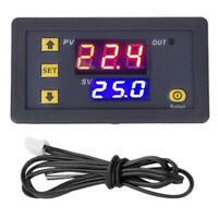 110-220V W3230 High Precision Digital Temperature Controller Thermostat -55~120℃