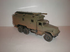 1/43 Russian military truck KrAZ-219 TO-Models / Handmade
