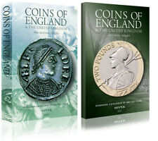 SPINK COINS OF ENGLAND 2021 (2 Volumes Pre & Post Decimal) *NEW - NOW IN STOCK*