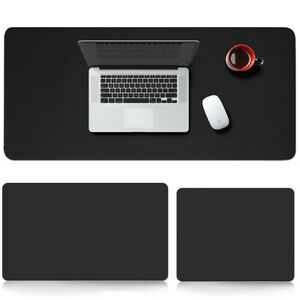 PU Leather Computer Desk Mat Pad Keyboard Mouse Pad Laptop PC Office Home-Large