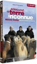 Rendez-vous en terre inconnue, Mélanie Doutey chez les nomades Mongolie DVD NEUF