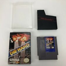Die Hard (Nintendo Entertainment System, 1992) Authentic, In Box -Tested