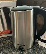 Aroma 1.7L Electric Kettle - Stainless Steel AWK-129SM