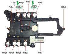 Mercedes VGS NAG 722.9 speed sensor repair y3/8n1 y3/8n2