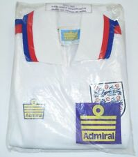 1974-1980 ENGLAND ADMIRAL HOME FOOTBALL SHIRT (SIZE SB) - BNIB