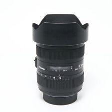 SIGMA 12-24mm F/4.5-5.6 II DG HSM (for Nikon F mount) #144