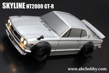 ABC-Hobby Nissan Skyline KPGC10 GT-R Karosserie-Set 1:10 200mm (66132)