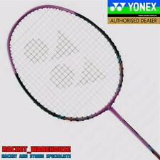 RRP $129.95 YONEX NANORAY 10F PINK BADMINTON RACKET FREE GRIP