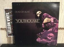 Dead Or Alive Youthquake LP Album Record EPC 26420 Pop 80's 'You Spin Me Round'