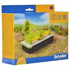 Claas Front Disc Mower Disco 3050 FC Plus Compatible With All BRUDER Tractors