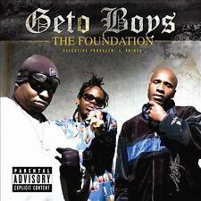 The Foundation [PA] by Geto Boys (Vinyl, Mar-2005, Rap-A-Lot/Asylum)