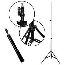 Photo Studio Support Tripod stand 7ft Softbox Light Stand Photography Umbrella