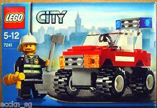 LEGO CITY FIRE 7241 Fire Car