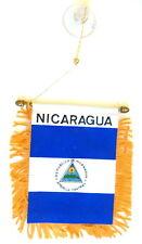 Nicaragua Mini Banner / Nicaragua Flag