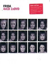 Frida Lyngstad (Abba) The DVD Box 4 CD + 1 DVD, RAR,Shine,Ensam,Djupa Andetag