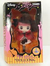 New Tomy Disney's Dollcena Doll - Flying Witch Cat - Special Halloween Edition