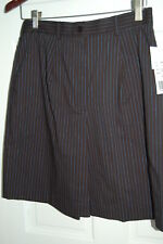 Tail Ladies Shorts Midnight with Pin Stripe Golf Tennis Sport Shorts Microfiber